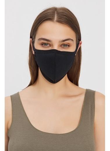Penti Unisex Protector Basic Maske Siyah
